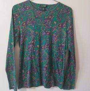 Lauren Ralph Lauren - long sleeve Tshirt